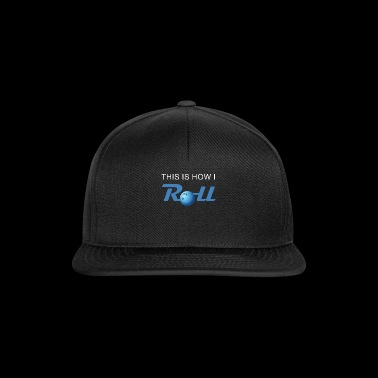 Bowling T-Shirt Bowler - Casquette snapback