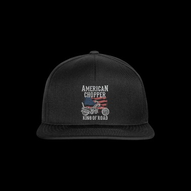 American Chopper - King of Road - Snapbackkeps
