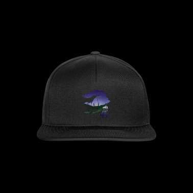 Alligator Crocodile Danger Animal Dino Dinosaur - Snapback Cap