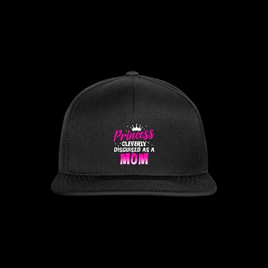 Mama Shirt · Parents · Mother's Day · Princess - Snapback Cap