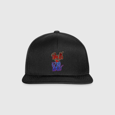Rock and Roll Punk Rock - Snapback Cap