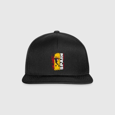 Spain Soccer National Team - Gift - Snapback Cap