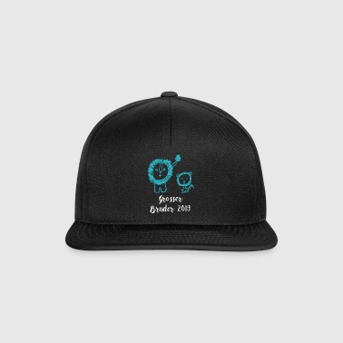 Lion Big Brother Big Brother 2019 T-Shirt - Snapback Cap