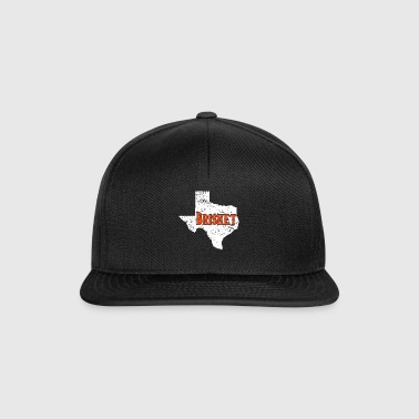 Brisket BBQ Barbeque State of Texas Vintage - Snapback Cap