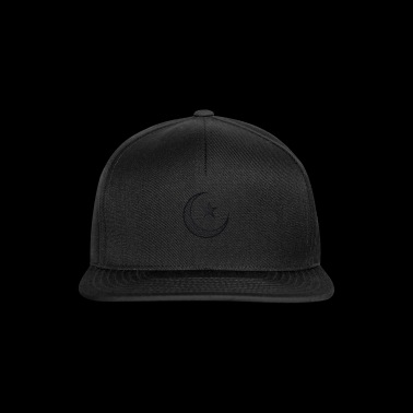 Islam Icon Crescent Moon Muslim Offer Offer - Snapbackkeps