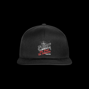 Prepper - We survive by prepping - Snapback Cap
