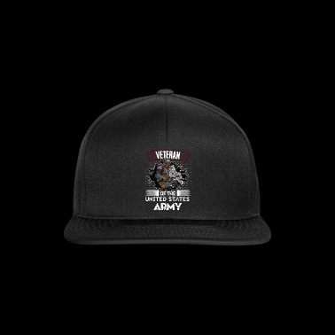 Veteran Of The United States Army - Snapback-caps