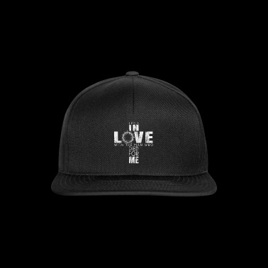 I Feel In Love Jesus Shirt Gift God Faith - Snapback Cap