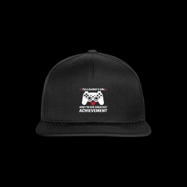 I am a player girl .. gift! - Snapback Cap