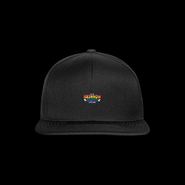 I'm the Rainbow Sheep of the Family - Snapback Cap