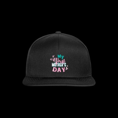 Mijn eerste Mother's Day Mother's Day-cadeau - Snapback cap
