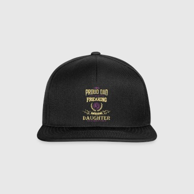 Father's Day Gift Great daughter - Snapback Cap