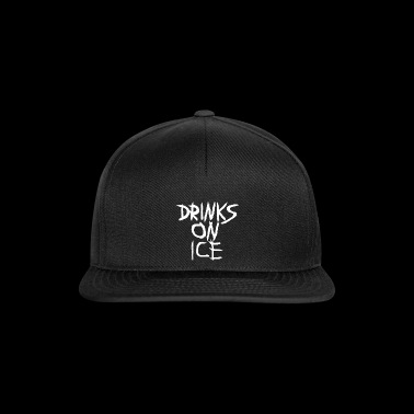 DRINKS_ON_ICE - Casquette snapback