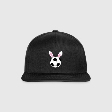 Football Easter easter bunny sports funny gift - Snapback Cap