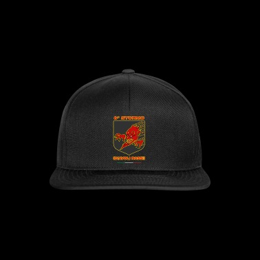 LB1217-DIAVOLIcomplet - Casquette snapback