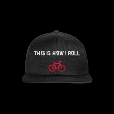 Sykkelbiker BMX Gift Mountain Bike - Snapback-caps