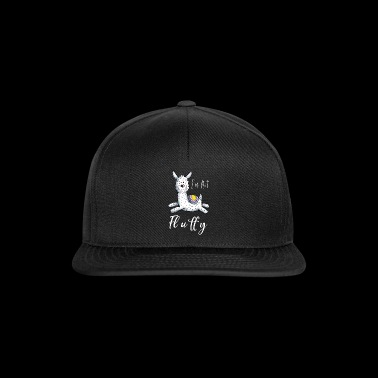 I'm not fluffy Lama - I'm not fluffy - Snapback Cap