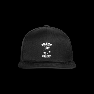 Chaos Universe (wit) - Snapback cap