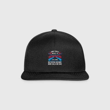 Hunting buddy dad - Gorra Snapback