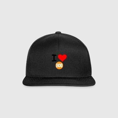 Crypto Bitcoin Cash Love. - Snapback-caps