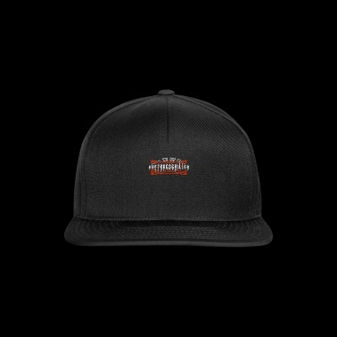 Barbeque Barbecue BBQ Saucisse Steak Say Barbecue - Casquette snapback