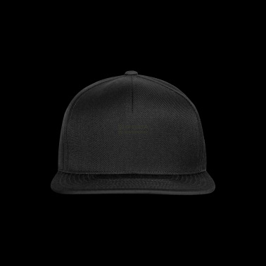 Big Data on hieno - Snapback Cap