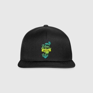 beach-volley - Casquette snapback