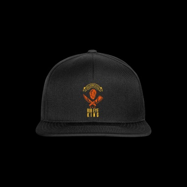 Rib Eye King - Snapback Cap