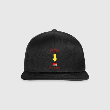 PushTheButton - Snapback Cap