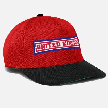 United Kingdom United Kingdom - Snapback Cap