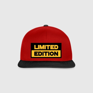 LIMITED EDITION 2 - Snapback Cap