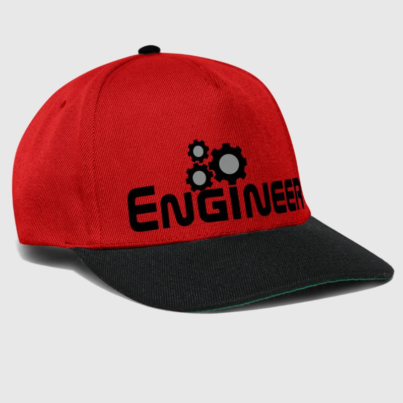 Engineer - Snapback Cap