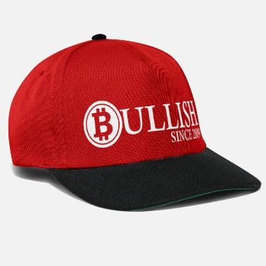 Since Bullish in bitcoin since 2009 - Snapback cap
