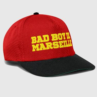 Bad Boy Marseille Use Jaune - Casquette snapback