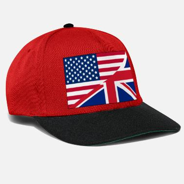 Uk USA UK - Casquette snapback