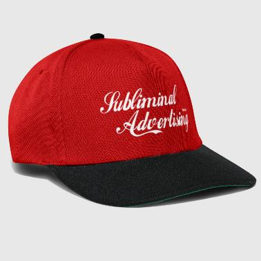Spoof Subliminal Advertising Works: promotional spoof - Snapback Cap