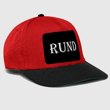 rond - Casquette snapback