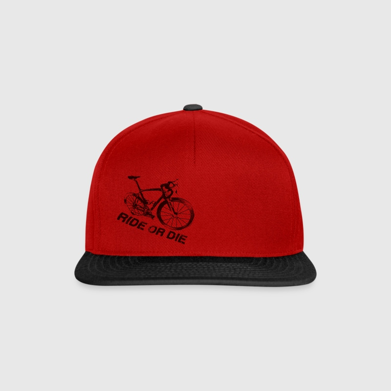 Ride or die vélo 2 - Casquette snapback