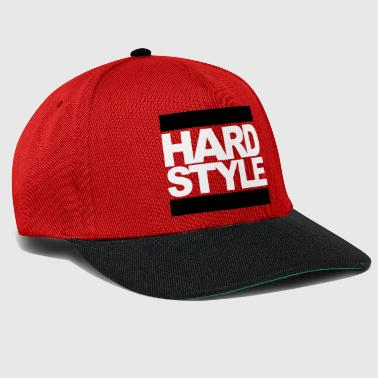 Hardstyle Box Rave Quote - Snapback Cap