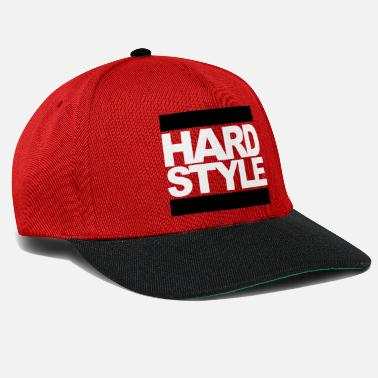 Hardstyle Hardstyle Box Rave Quote - Casquette snapback