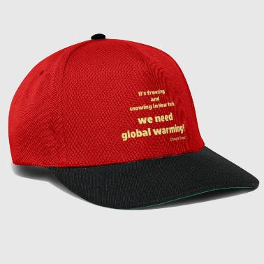 Donald Trump Quote - Snapback Cap