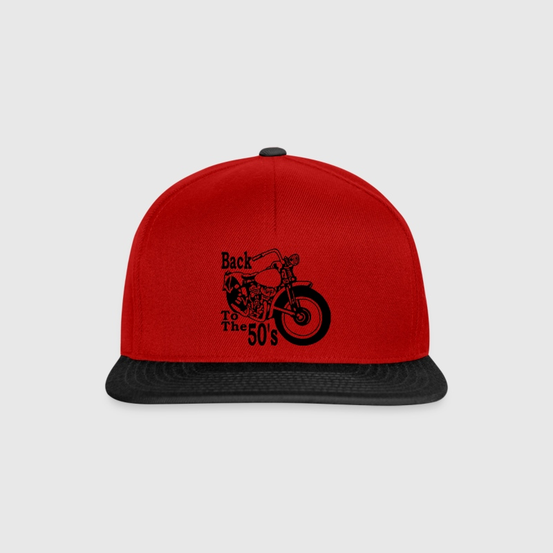 Back to the 50's - Casquette snapback