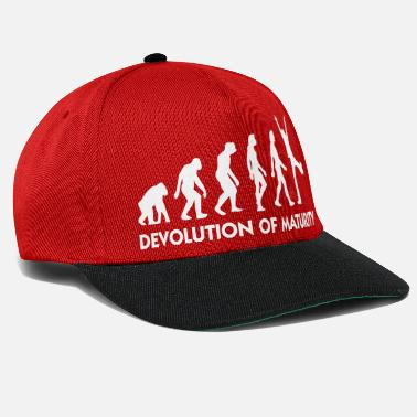 Mature The Evolution Of Maturity - Snapback Cap