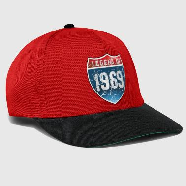 Legend Of 1969 - Snapback Cap