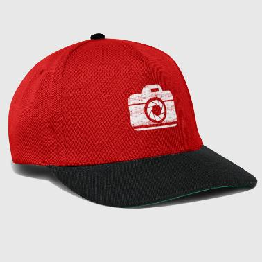 Aperture photography camera - Snapback Cap