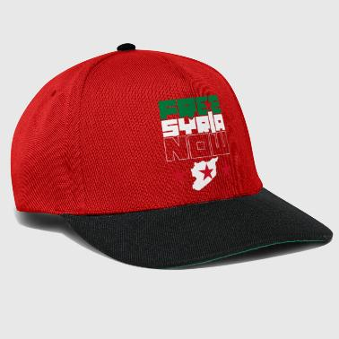 Country Shirt - Libre Syrie maintenant - Casquette snapback