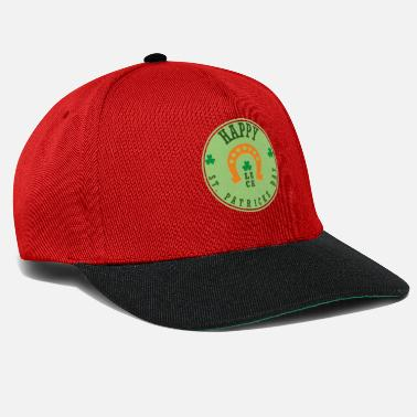 Kiss St Patricks Day - Snapback Cap