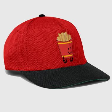 Feliz Fries T Shirt - Gorra Snapback