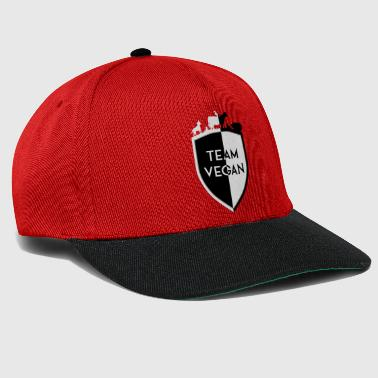 DIVISION TEAM VEGAN SHIELD - Casquette snapback