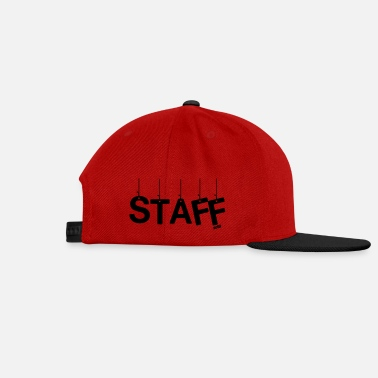 Stafford Equipe Technique (Local Crew, Staff, Team) T shirt - Casquette snapback